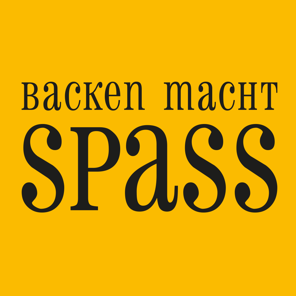 Backen macht Spass